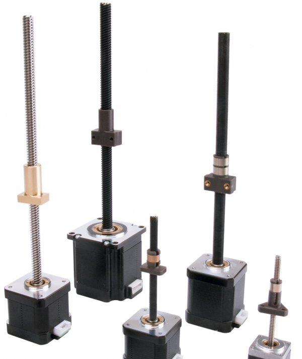 Leadscrew Stepper Actuators